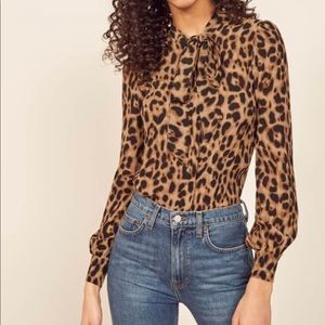 Reformation Tops - Reformation Marcy top